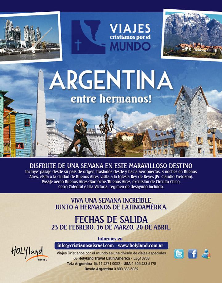 Argentina entre hermanos